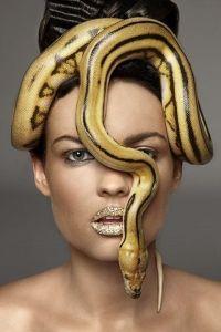 serpent lady 1